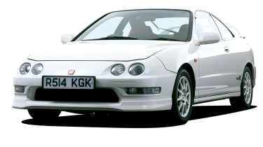 10 best manuals: Honda Integra Type-R (DC2)