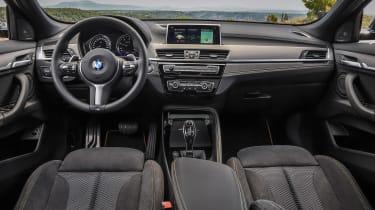 BMW X1 M Sport X - dash