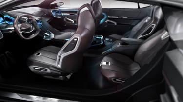 New Peugeot SxC concept car