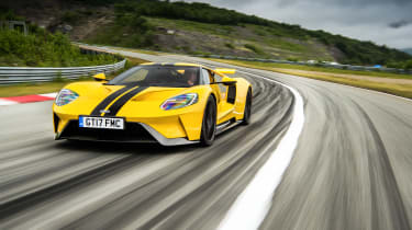 Ford GT review (AP) – tracking