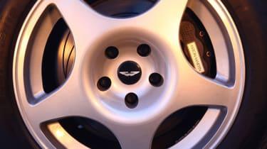 Aston Martin Vantage 600 wheel