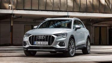 Audi Q3 2018 - front