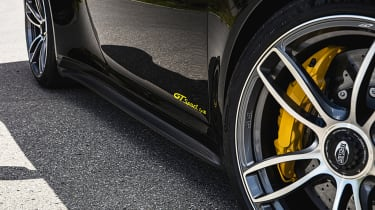 Techart 911 GTsport - skirt