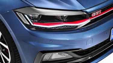 2018 VW Polo GTI – Headlight