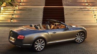 Bentley Continental GT gets updated gearbox