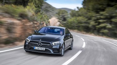 Mercedes-AMG CLS 53 - nose