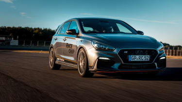 German Tuning Firm Racechip Unleashes Hyundai I30 N S Full