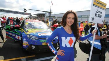British Touring Car Championship Round 2: Donington Park