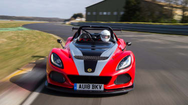 Lotus 3-Eleven – front