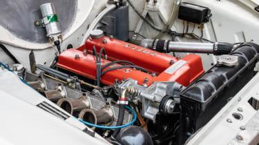 1966 Lotus Cortina Group 5 engine