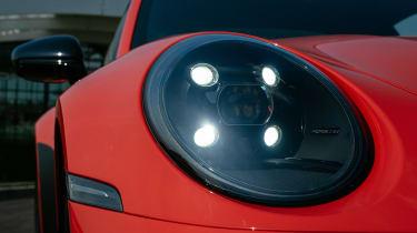 Porsche 911 GTS review (992) – headlight