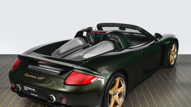 Porsche Carrera GT by Porsche Classic - rear quarter