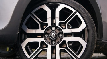 Renault Twingo GT alloy wheel