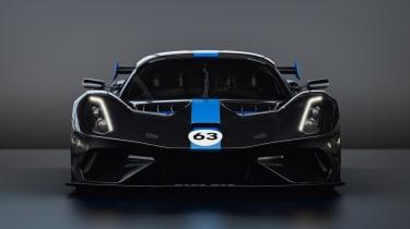 Brabham BT63 GT2 Concept – nose