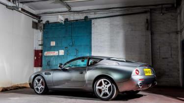 Aston Martin DB7 Zagato - pictures
