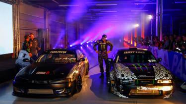 Speedmachine festival preview - Nissan Silvia (S14), Nissan Silvia (S13)