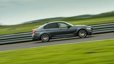 BMW M3 Competition Pack - Side
