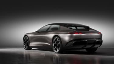 Audi Grand Sphere Concept – rear quarter