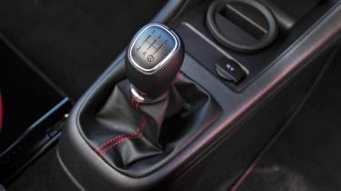 Skoda Citigo Sport manual gear stick knob