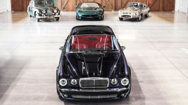 Jag XJ6 by Jag Heritage - nose