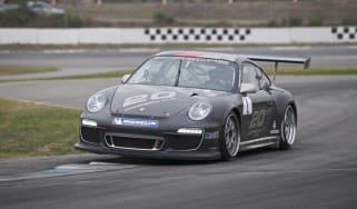 Porsche GT3 Cup racer