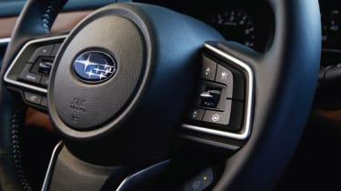 Subaru Legacy - wheel