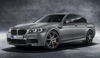 BMW M5 30th anniversary model