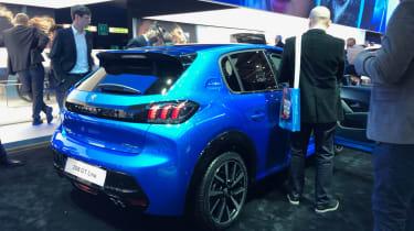 Peugeot 208 live - rear