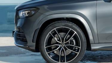 Mercedes GLS - wheels