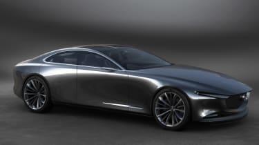 Mazda Vision Concept Coupe - quaretr