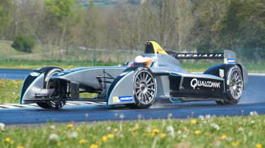 Formula E - It's electric!