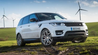 Range Rover Sport 2014 video review