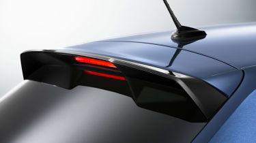 2018 VW Polo GTI – Spoiler