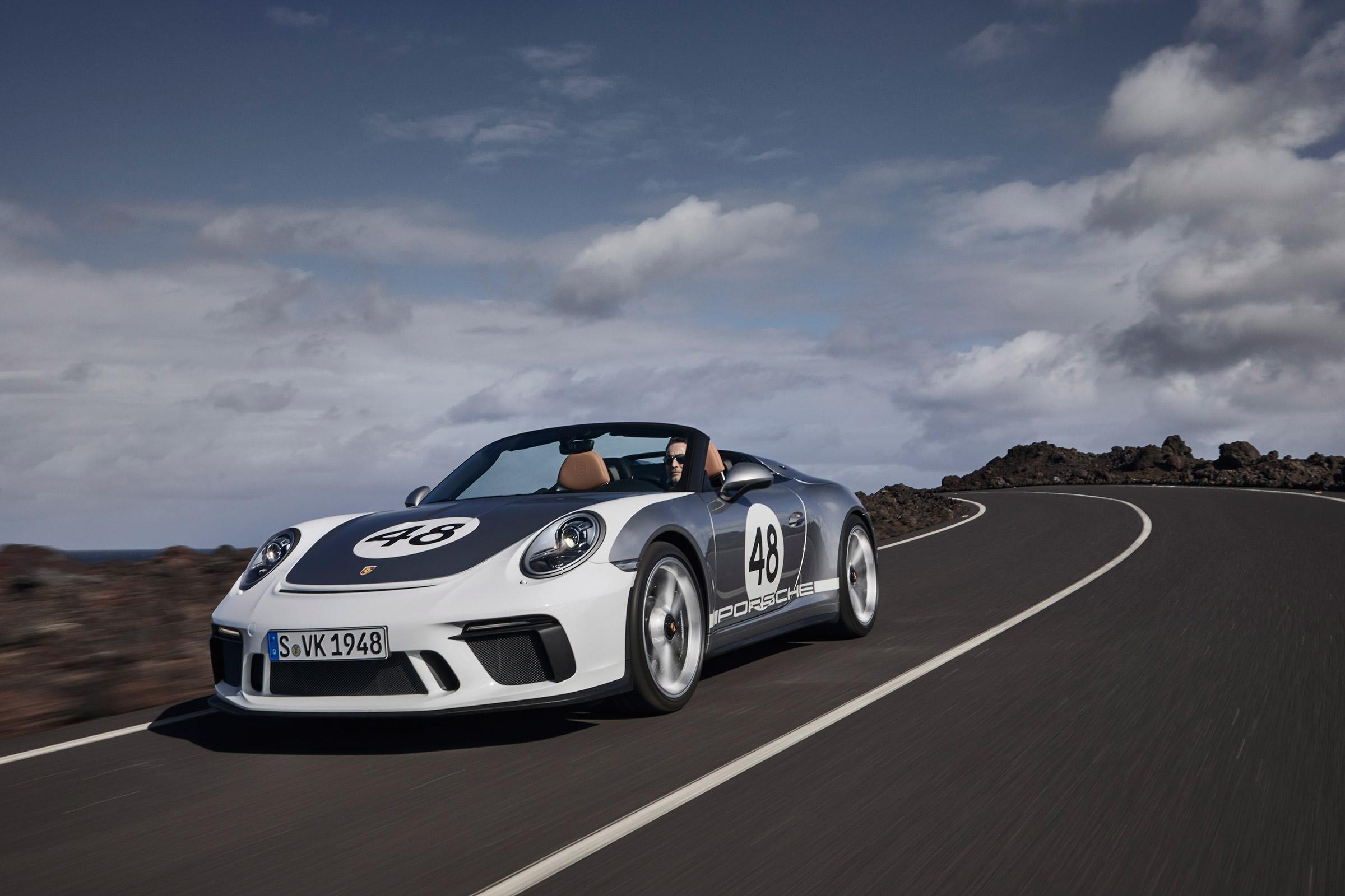 2019 Porsche 911 Speedster Uk Pricing Revealed Evo