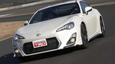 Toyota GT 86 TRD Performance Line