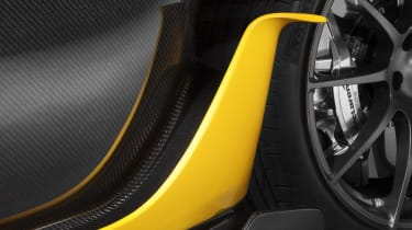 McLaren P1 price, specs and release date side vent aero