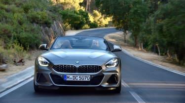 BMW Z4 M40i - nose