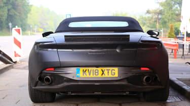 Aston Martin DBS Volante - tail