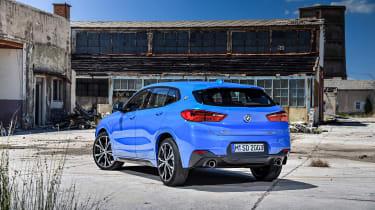 BMW X1 M Sport - rear quarter static