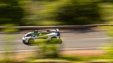 McLaren 620R v Porsche 911 GT3 RS