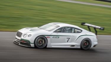 Bentley Continental GT3 video