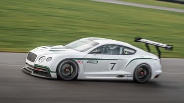 Bentley Continental GT3 video