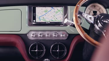David Brown Automotive Mini Remastered console