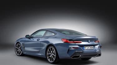 BMW M850i revealed - rear