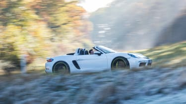 TechArt 718 Boxster S - Side