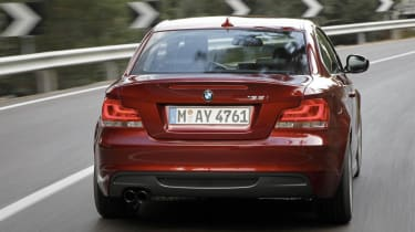 New BMW 1-series coupe