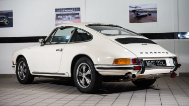 1961 Porsche 911T
