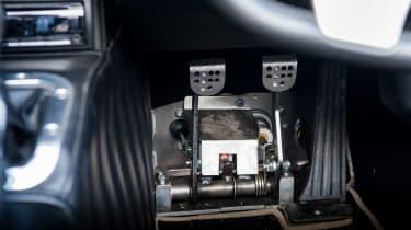 Morgan Plus 8 50th Anniversary Edition - pedal box
