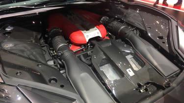 Ferrari 812 Superfast - Geneva engine
