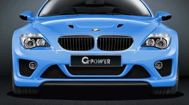 BMW M6 Hurricane CS